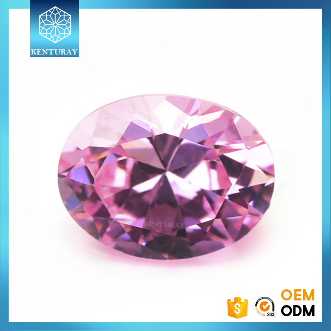 Wuzhou Machine Cut Cubic Zirconia For Fashion Jewelry 2018