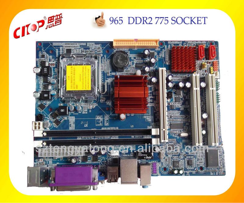 INTEL 965G WINDOWS 7 DRIVER