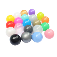 8cm CE Proved Crush Proof Ball Pit Balls