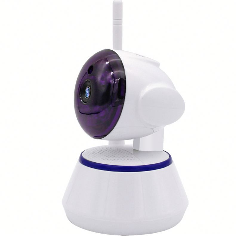 Wireless Outdoor Dome Ptz P2p Wifi Ip Camera With Free Uid I/O Alarm Port