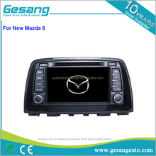 Lettore DVD dell'automobile per Nuova <span class=keywords><strong>Mazda</strong></span> 6 con 1080 P 16G ROM WIFI 3G