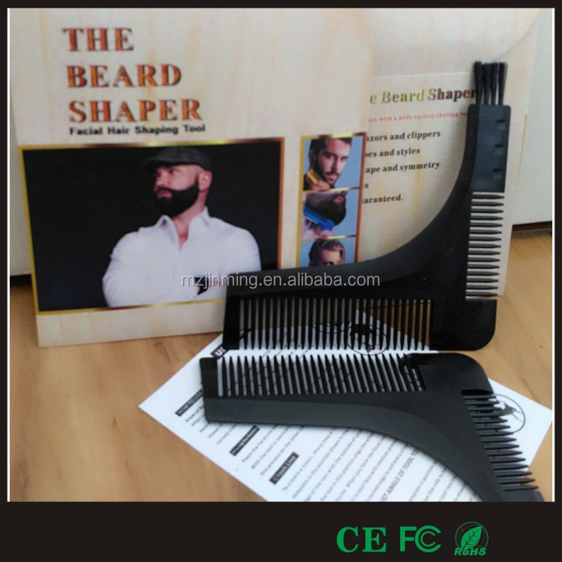 Beard And Comb Sharper Tool For Perfect Lines
