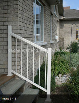 Aluminum Outdoor Stair Railings