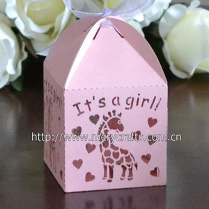 High quality wedding favors laser cut wedding souvenirs for guest
