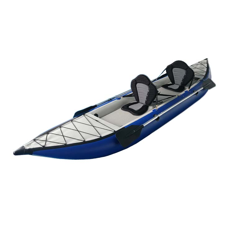 4m length multi color fishing kayak inflatable