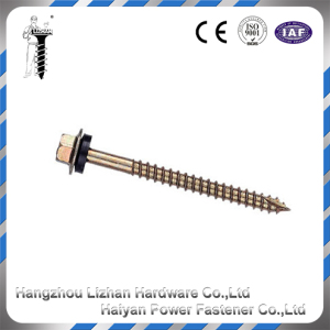 Top Selling Modified Truss Tek With Internal Thread Rubber Hex Head Drill Screws