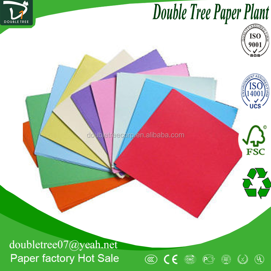 A4 Size 250g Color Cardboard/Gift Wrapping Bristol Paper Board/Textured Manila Board for Greeting Card