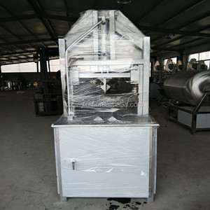 Stainless steel automatic pork head cut half machine