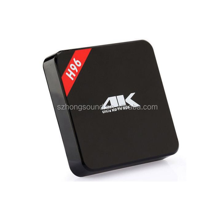 RK3229 Quad core H96 Android 6.0 1GRAM 8GROM IPTV Receive Kodi TV Box