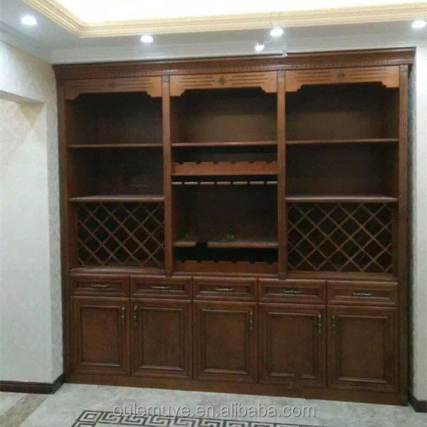 Muebles de madera para sala de estar for Muebles de madera modernos