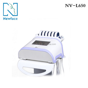 Nv L650 Diode Laser Vaccum System Lipo Laser 650nm Weight Loss