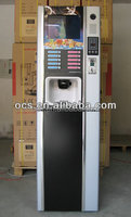 17 inch screen tea coffee vending machine with factory price