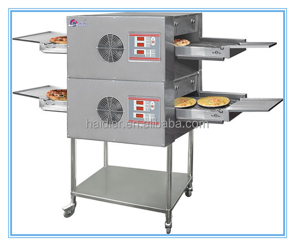 Kitchen Equipment Conveyor Belt Pizza Oven For Sale