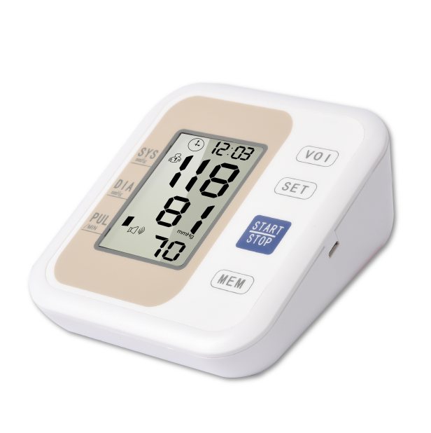New Design medical digital blood pressure monitor