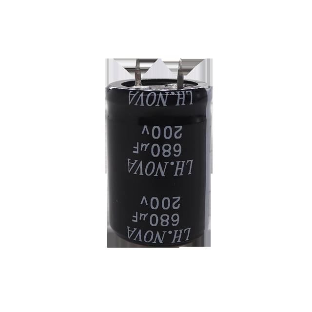 CAPXON CAPACITOR 100uF 400v LP VENT 85°C COMPONANT