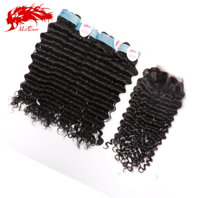 Buy Cheap China Deep Wave Human Hair Extension On Sale Products