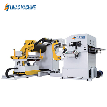 High quality customization uncoiler straightener nc servo feeder for stamping machine