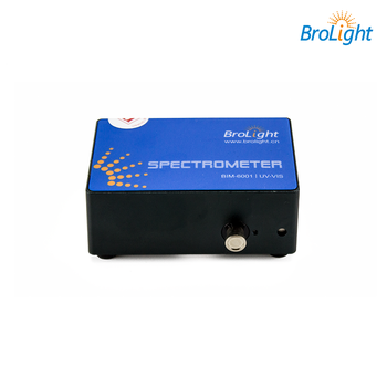 UV-NIR (200nm - 1100mm) Customized Mini and Miniature Fiber Optic Spectrophotometer with High Resolution Used for LED and Photo