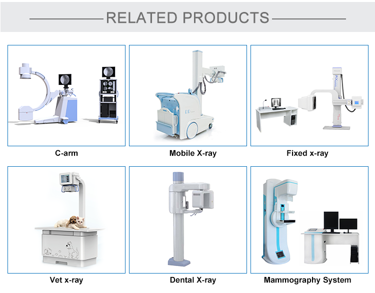 BT-MA9800D CE ISO Hospital 80KHZ Mammography System mammography xray machine