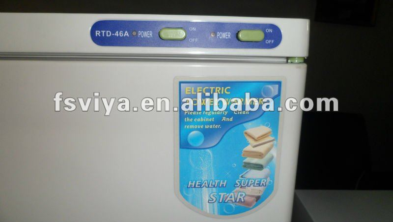VY-46A 46L Most Effective UV Sterilizer Thermostatic Hot Towel Cabinet