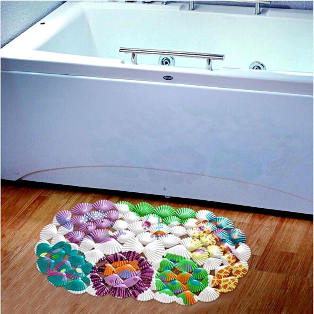 Buy VANORIG Cute Non-slip Baby Bath Mat Children Safest Cartoon ...