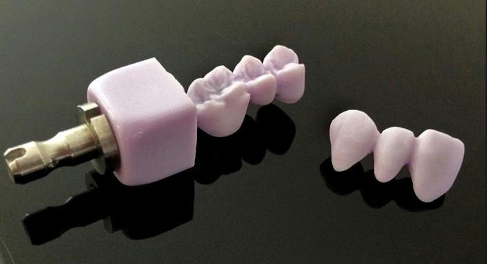 Ceramics Material Lithium disilicate glass-ceramic blocks for CAD CAM Systems