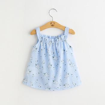 bbcd63b45251 Bsd1237 Coreano De Moda Vestido De Algodón Para Niños Niña Bebé Honda  Vestido Casual Vestido De Verano Vestido Para 2-7 Años - Buy Bsd1237  Vestido De ...