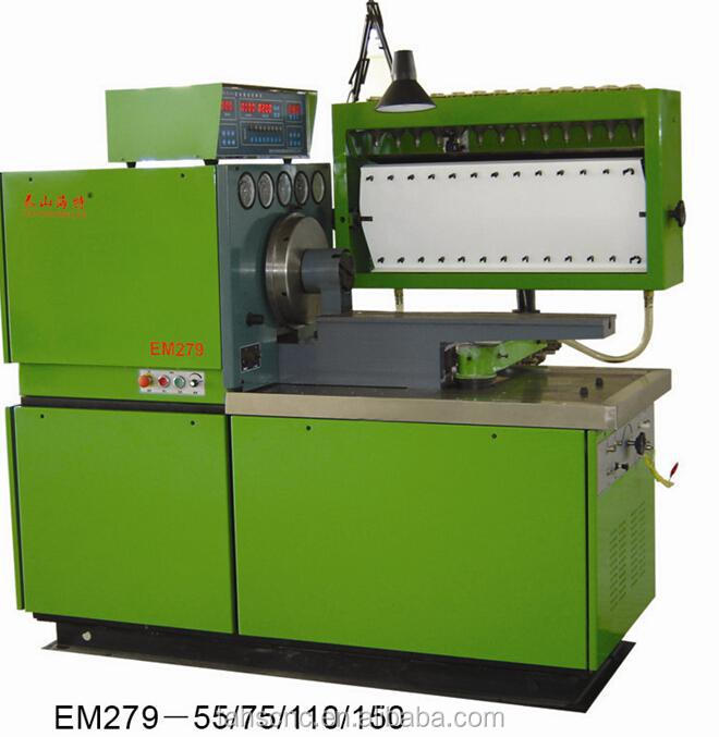 High profile and test mechanical pumps EM279 injection diesel pump test stand