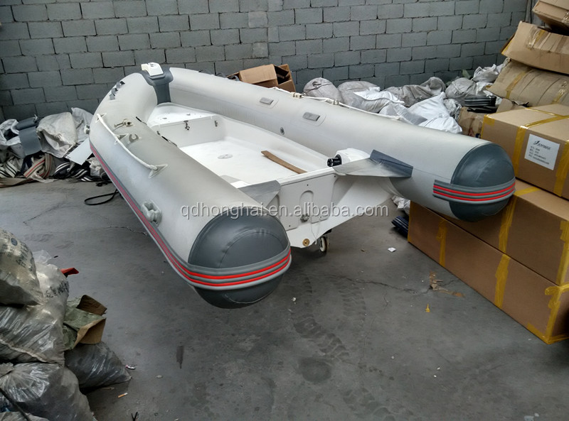 4.3m Free shipping inflatable boat with CE certification made in China