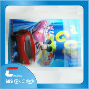3d greeting card/ 3d business card printing/ 3d pop up image cards