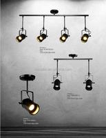 European style interior decorative iron dining room pendant lighting