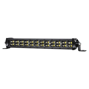 48W Slim 2 Row 8D Security LED Driving Light Bar