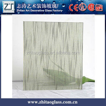High Quality Decorative Wire Reinforced Laminated Glass - Buy Wire ...