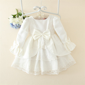 4d5100ca68161 Pure White Birthday Queen Dresses For Girls Fairy Old Fashioned Girl Dress  With Long Sleeve - Buy Spanish Dresses For Girls,Fairy Dresses For Little  ...