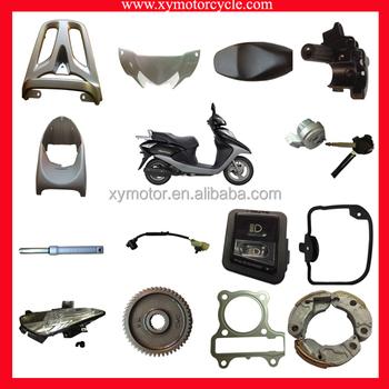 Perfect OEM Motorcycle Plastic Parts For Wuyang Honda