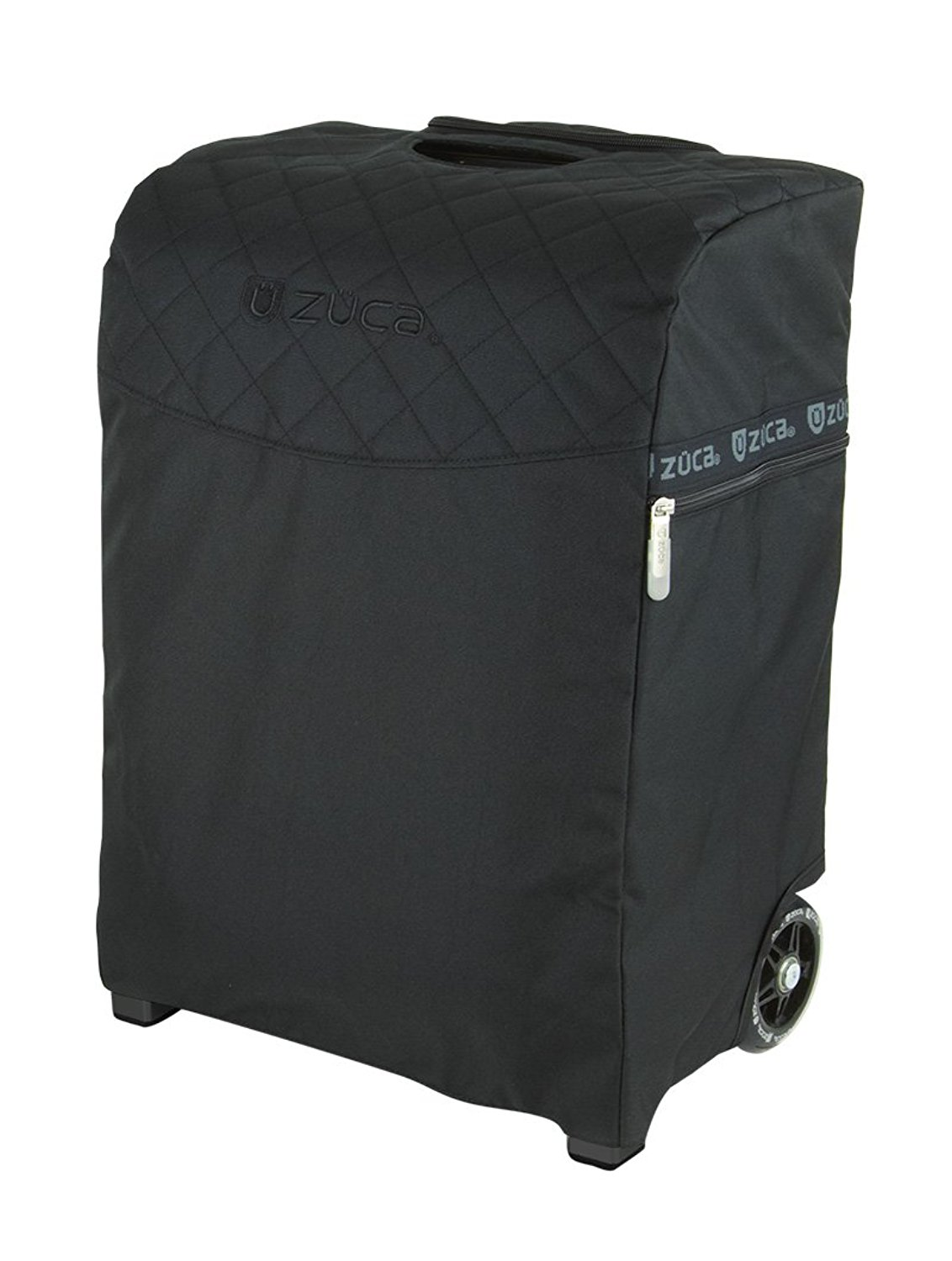 Zuca Travel Cover for Zuca Flyer Artist, Flyer Travel, or Photo Flyer (Black)