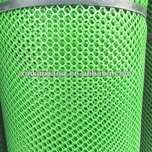 China factory production PE Extruded Plastic Garden Flat Mesh