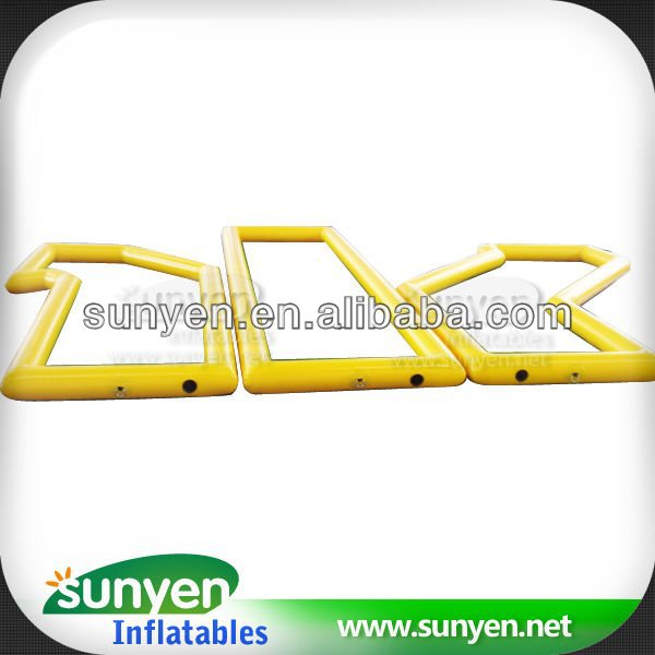 Hot inflatable sport game 2014 Beach sports