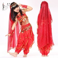 Wholesale Indian Belly Dance Costume For Kids