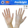 CE FDA Approved Vinyl Examination Gloves , Medical Vinyl gloves , Disposable gloves Manufacturer