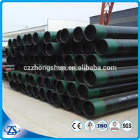 api 5ct p110 seamless oil steel casing and tubing