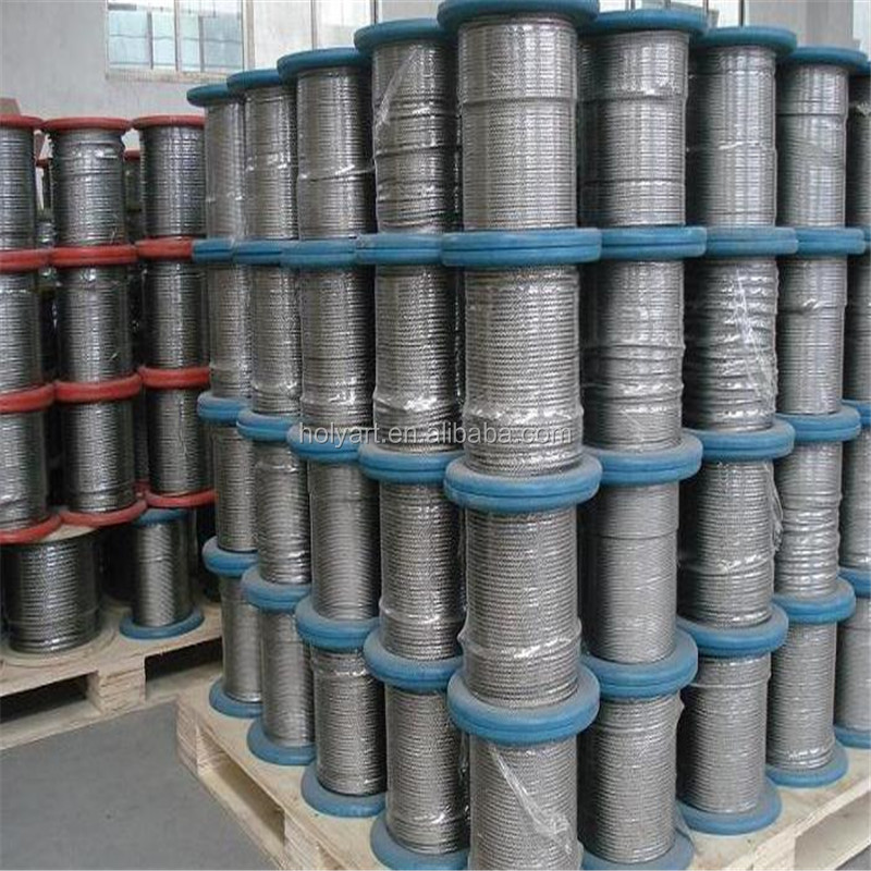 Hot sale used wire rope for sale