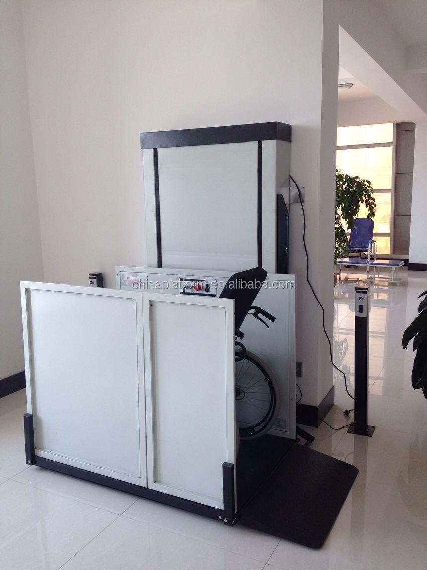 Scale Di Risalita Casa regolabile idraulico automatico scala di risalita per gli anziani - buy  sedia a rotelle scala ascensore product on alibaba