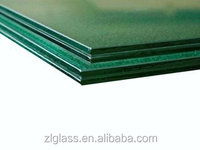 china factory supply energy saving tempered laminated glass panel for building