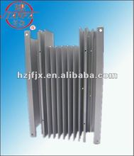 Large Size Squre Pin fin Aluminum Gilled Radiator