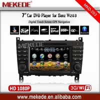 Tape recorder/cassette player for Mercedes Benz Benz C-Class W203 (2004-2007) Benz CLC Multimedia Headunit Auto radio