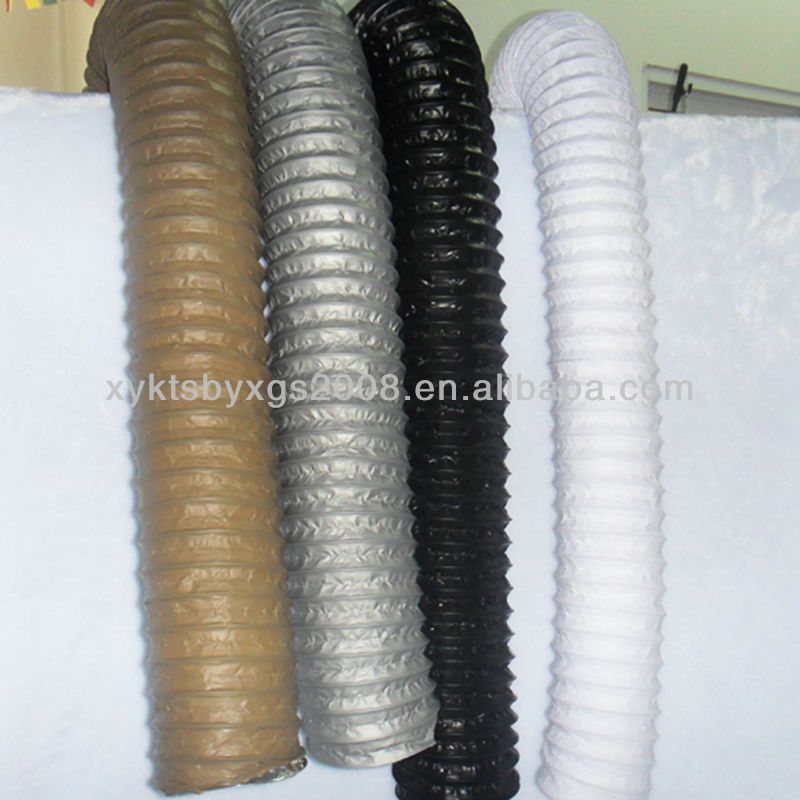 10 inch aluminum pvc air duct air conditioning
