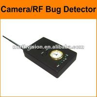 2012 newly multifuctional lens and wireless camera/RF bug detector