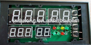 Hot selling digital thermostat for incubator capacity 24-1848 chicken eggs