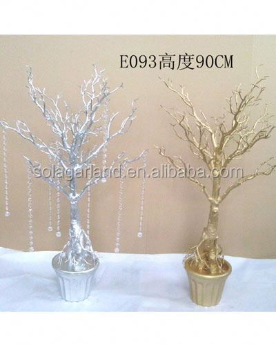 Winter 85CM Xmas Crystal Tree Centerpiece